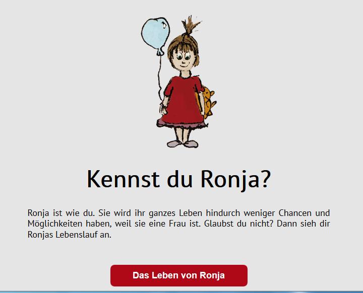 Ronja verdient mehr